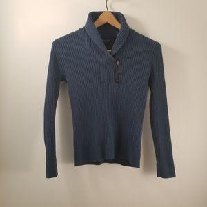 ❄️ Jeanne Pierre sweater blue size small